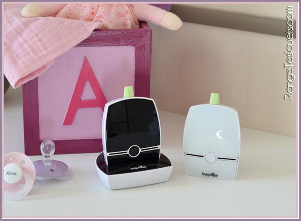 on a test le babyphone premium care de babymoov range tes jouets. Black Bedroom Furniture Sets. Home Design Ideas