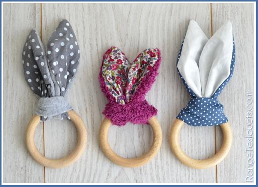 簡単!手縫いで作る赤ちゃんのはじめてのおもちゃ