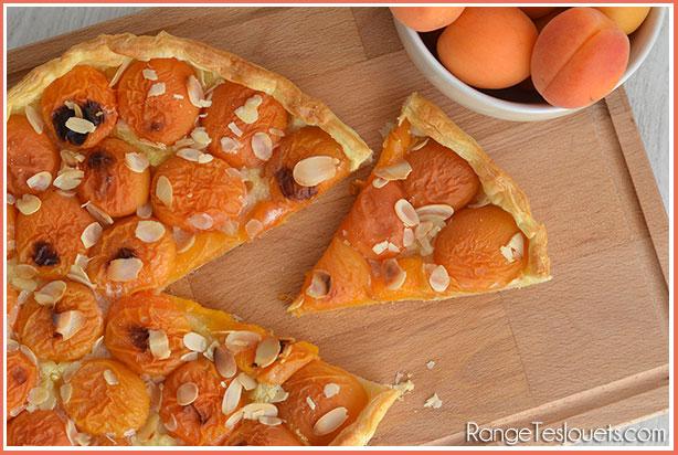 tarte-abricot