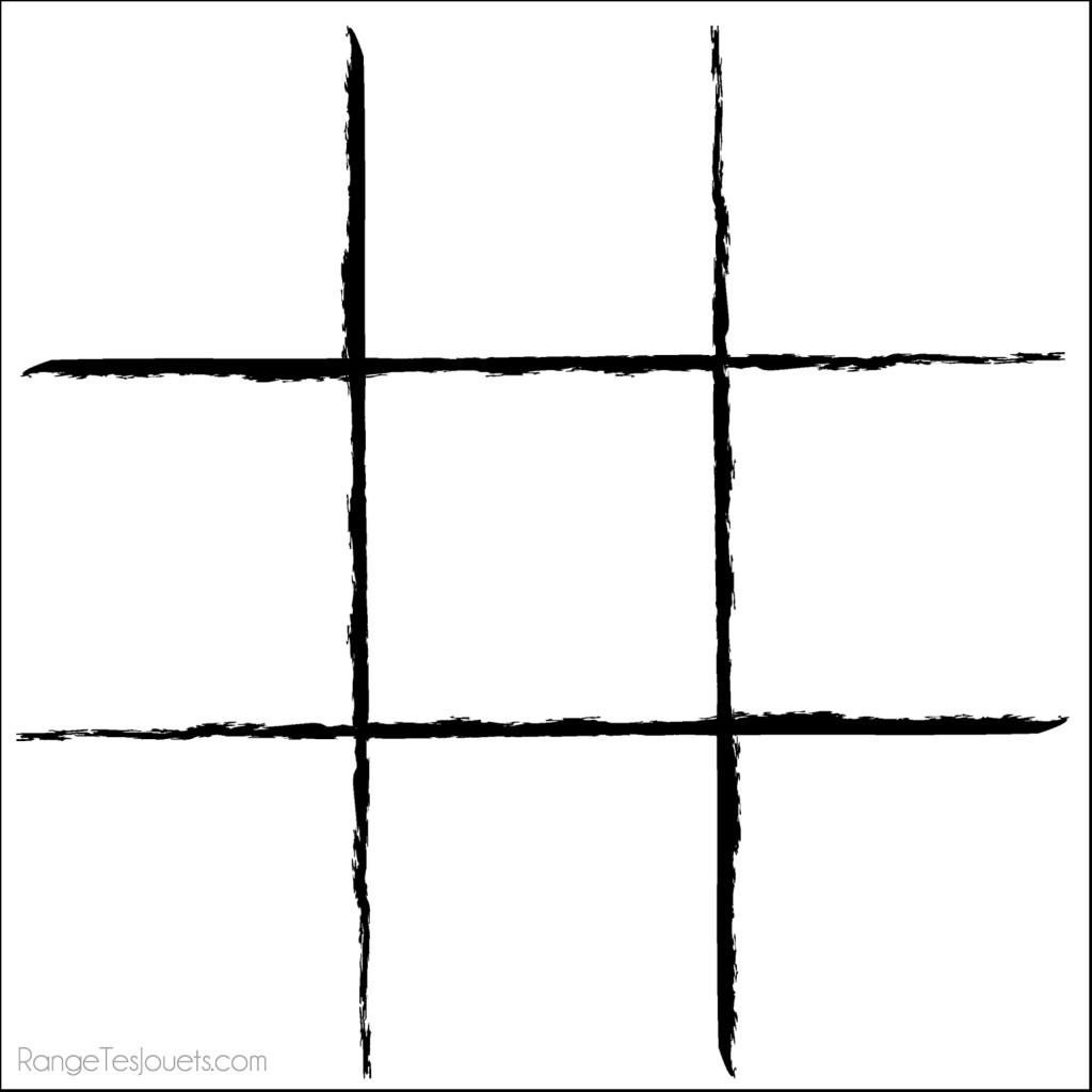 grille-morpion-tic-tac-toe