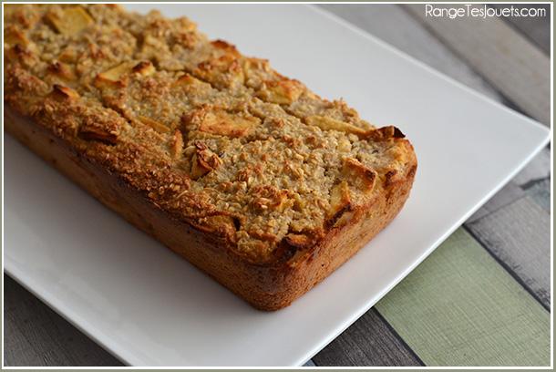 Cake-Avoine-Pommes