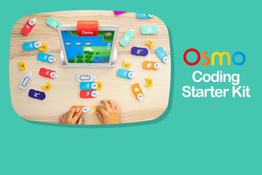 Test Osmo Coding Starter Kit